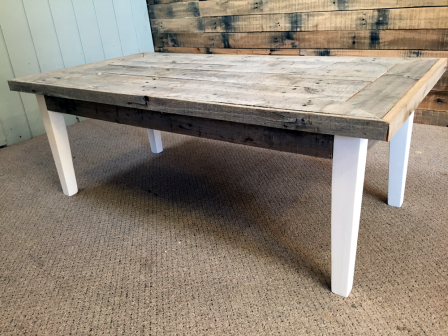 Reloved coffee table