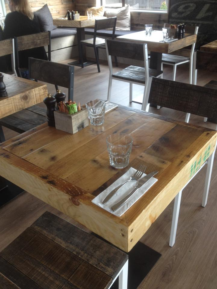 Cafe table nz