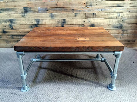 galv coffee table
