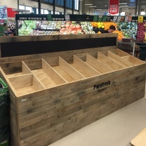 rustic display unit nz