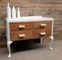Designer upcycled furniture