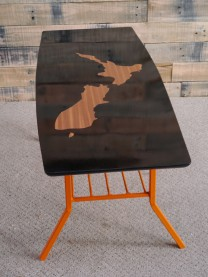 Retro NZ coffee table