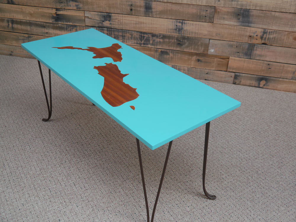 Retro coffee table nz